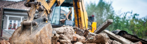 What You Need To Know About Demolition Insurance