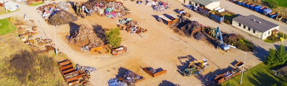 Why Does Your Scrap Yard Need to be Insured?