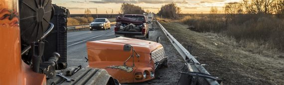 When Injured in a Semi Truck Accident, Who is at Fault?